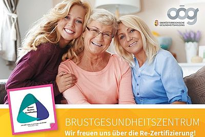 Sujetbild Frauen in 3 Generationen
